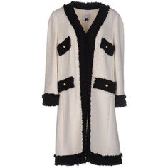 Edward Achour Full-length Jacket