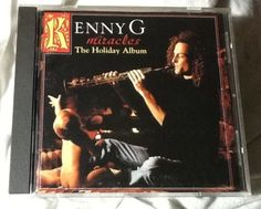 KENNY G - Miracles : The Holiday Album Christmas 11 Tracks Instrumental CD Sold $5.89
