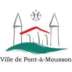 La ville de Pont-à-Mousson