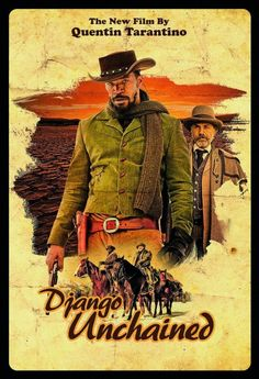 Movie Review: Django Unchained vs. 12 Years as a Slave (click thru for review)