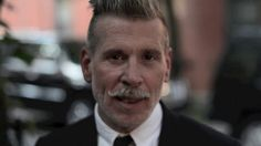 A throw back to 2011 when I had a conversation with nickelsonwooster in New York. Really nice, genuine guy, regardless of what you think of his style.