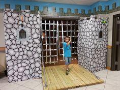 Kingdom Rock Drawbridge into Sanctuary