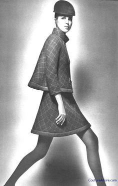 Pierre Cardin, 1967.