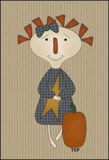 Twin Creek Primitives: Autumn Graphics Blog Templates Free, Birthday Calender, Estilo Country, Primitive Fall, Pintura Country, Raggedy Ann, Wool Applique, Tole Painting, Free Blog