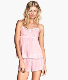 H&M Pajama Set $24.95
