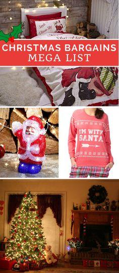 mega list of christmas bargains various retailers christmas deals - Best Christmas Deals