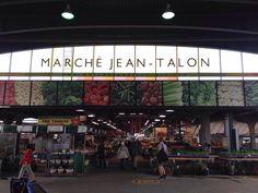 Marché Jean-Talon, Montreal - Canada