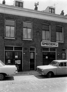 Josephstraat Rotterdam (jaartal: 1960 tot 1970) - Foto's SERC