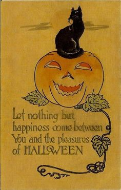 The 2015 Halloween has come and gone, and I already miss it! But, we will have fun counting down to the 2016 Halloween. It's 365 days until the next. Vintage Halloween Images, Retro Halloween, Halloween Crafts, Halloween Decorations, Halloween Stuff, Halloween Ideas, Victorian Halloween, Vintage Images, Halloween 2019
