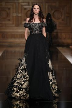 Tony Ward Autumn/Winter 2016 Couture Collection   British Vogue