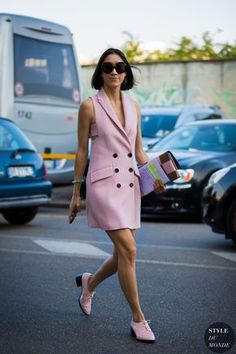 17 tendencias de moda en 17 looks de primavera