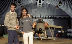 Aeronautica Militare Man and Woman