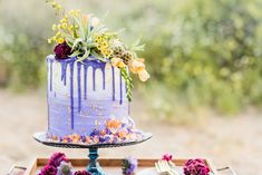 Feast for the Eyes: Epic Grazing Tables are Taking Over! Black Wedding Cakes, Green Wedding Shoes, Tara Milk Tea, Party Catering, Grazing Tables, Mini Donuts, Floral Cake, Drip Cakes, Wedding Desserts