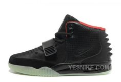 san francisco 248c5 56b23 Buy Nike Air Yeezy 2 Black Solar Red Glow In The Dark For Sale New Arrival  from Reliable Nike Air Yeezy 2 Black Solar Red Glow In The Dark For Sale New  ...