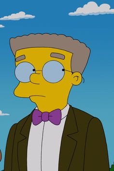 'The Simpsons': Smithers To FINALLY Come Out As Gay To Mr Burns In Season 27