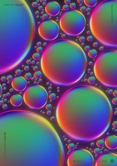 Bubbles Wallpaper, More Wallpaper, Cool Backgrounds, Aesthetic Backgrounds, Blender 3d, Background Pictures, Visual Effects, Cool Patterns, Phone Wallpapers