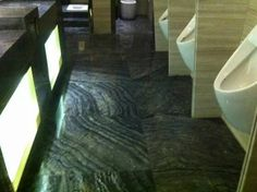 ancient wood marble flooring