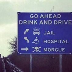 Signs are meant to be visual aids, reminders that also serve as a guide. If you ever drove by these incredible road signs, would you know what to do? Funny Names, Funny Signs, Drunk Driving, Driving Safety, Dont Drink And Drive, Name Signs, Inspiring Quotes About Life, Best Funny Pictures, Fun Facts