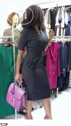 Office Clothing in Nigeria for sale ▷ Prices for Fashionable clothes on Jiji.ng ▷ Buy and sell online Office Dresses For Women, Office Outfits Women, Casual Outfits, Dresses For Work, Fashion Outfits, Clothes For Women, Office Clothing, 11 Clothing, Black Turkey