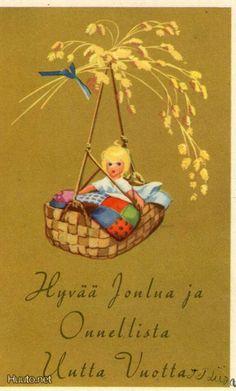 Martta Wendelin Theodore Kittelsen, John Bauer, Christmas Cards, Christmas Ornaments, Christmas Inspiration, Illustrations, Martini, Finland, Scandinavian