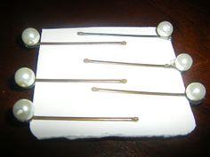 DIY hair pins |