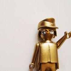 Playmobil pin