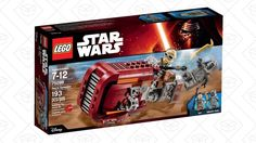 Speed Across Jakku With This $12 Star Wars LEGO Set