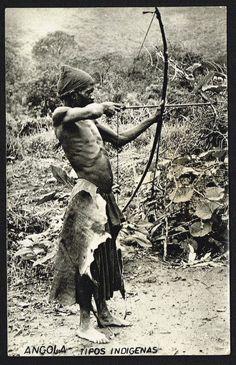Indigenous Angolan, 1940