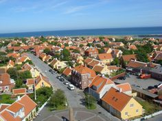 Skagen, Denmark is where two Sea's meet, the North Sea and Baltic Sea and the Waters do not mix.