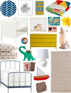 A Lovely Lark: Share and Share Alike (Plus a Giveaway!) with Bunch & Rosa - win the beautiful quilt (or a different one of your choice) that inspired the space!