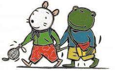 (2014-08) Nellie og Cezar går tur
