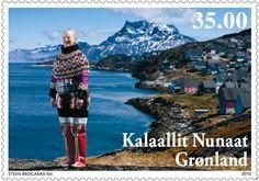 Årets grønlandske frimærke 2010