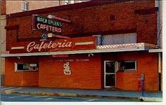 Mack Eplens Cafeteria Abilene ,Texas many years ago. Loved the food Abilene Texas, Crab Shack, Loving Texas, Big Country, Old West, America, Memories, History, Places