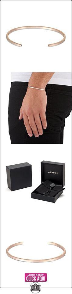 Arque Hombre  9cts (375)  Oro rosa      FINENECKLACEBRACELETANKLET  ✿ Joyas para hombres especiales - lujo ✿ ▬► Ver oferta: https://comprar.io/goto/B015ROKUH6