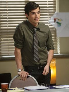 Ezra back in the classroom