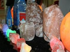 A source of healing, 300 million years  300 million years was a source of healing salts in the Himalayan mountains.