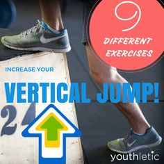 Top 9 exercises to increase your vertical leap: https://www.youthletic.com/articles/9-exercises-to-increase-an-athletes-vertical-jump/