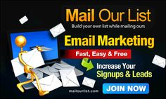 Mail Our List - Email Marketing ~ IB Draco