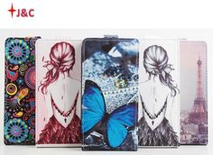 High Quality new For Elephone M2 Case  Protective Flip Leather Shell Back Cover For Elephone M2 Case Up and Down Drop shippping