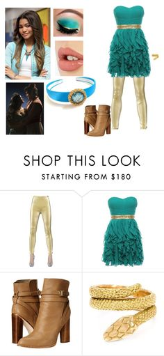 """""""Azalea, 3"""" by locksley-cxli ❤ liked on Polyvore featuring Jean-Paul Gaultier, Cynthia Vincent, Cartier, Disney and Charlotte Tilbury"""