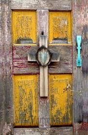 blue mexican doors - Google Search