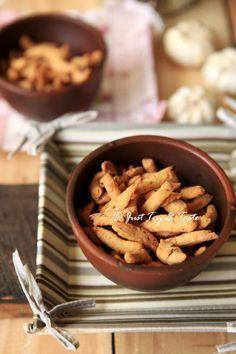 Just Try & Taste: Resep Kue Bawang Renyah