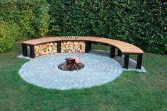 Hanging Canvas, Outdoor Tables, Outdoor Decor, Restaurant Interior Design, Artist Canvas, Terrazzo, Dream Garden, Garden Projects, Garden Bridge