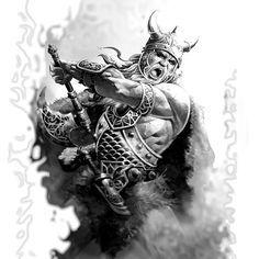 Resultado de imagem para ares god of war tattoo