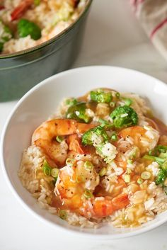 Recipe: Honey-Garlic Shrimp Stovetop Rice Casserole — Quick and Easy Weeknight Dinners