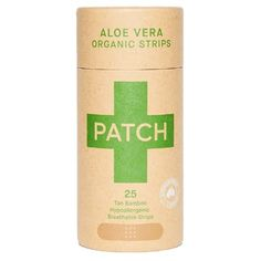 Patch Aloe Vera Adhesive Strips
