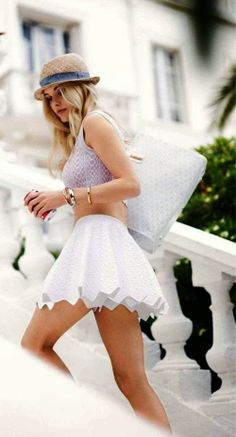 FASHION AND STYLE: Perfect summer outfits fashion