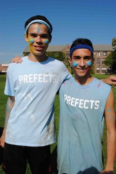 Prefects at All Students Fun and Games, 2014