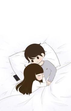 Love Cartoon Couple, Cute Love Cartoons, Anime Love Couple, Cute Anime Couples, Chibi Couple, Cute Couple Drawings, Cute Couple Art, Love Drawings, Pencil Drawings