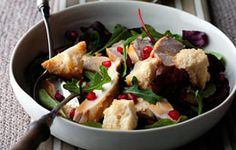 Fruity Chicken Salad (sans croutons)